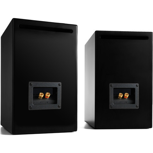 Audioengine: HDP6 Passive Bookshelf Speakers (Pair) - Satin Black image