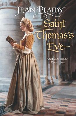 Saint Thomas's Eve by Jean Plaidy image