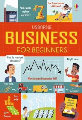 Business for Beginners by Lara Bryan