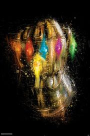Avengers Endgame Maxi Poster - Infinity Gauntlet (1016)