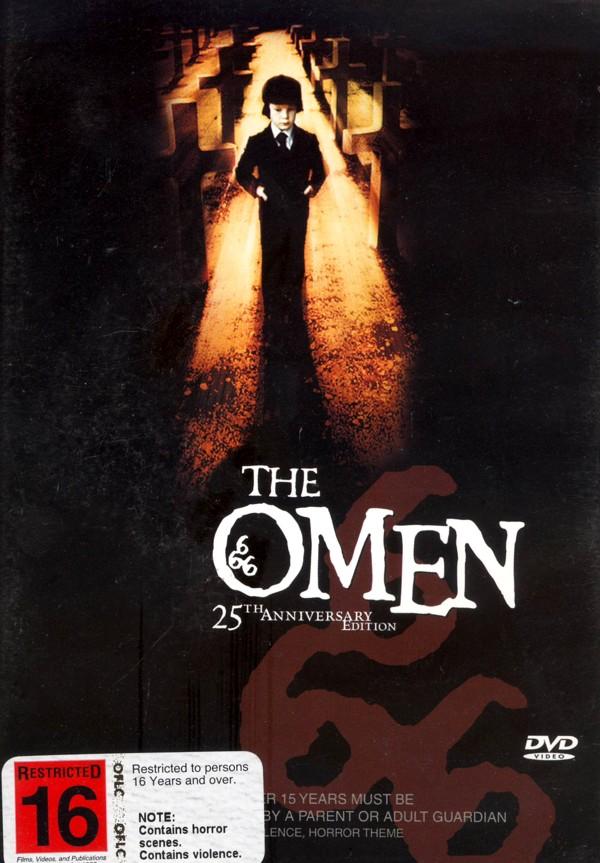 The Omen on DVD image