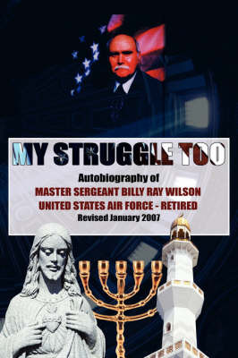 My Struggle Too by Billy Ray Wlson image
