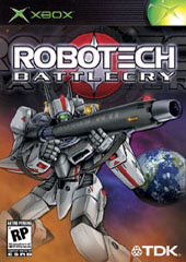 Robotech Battlecry for Xbox