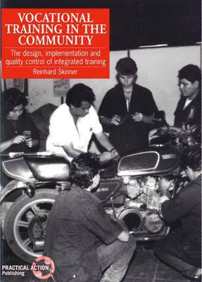 Vocational Training in the Community by Reinhard Skinner image