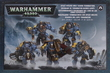 Warhammer 40,000 Space Wolves Wolf Guard Terminators