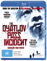 The Dyatlov Pass Incident on Blu-ray