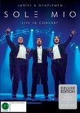 Sol3 Mio Live in Concert - Deluxe Edition DVD
