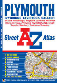 Plymouth Street Atlas by Geographers A-Z Map Company