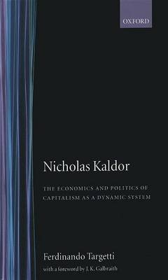 Nicholas Kaldor by Ferdinando Targetti
