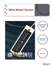Operations & Supply Chain Management 8E Binder Ready Version by Roberta S. Russell