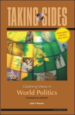 Clashing Views in World Politics, Expanded by John T Rourke image