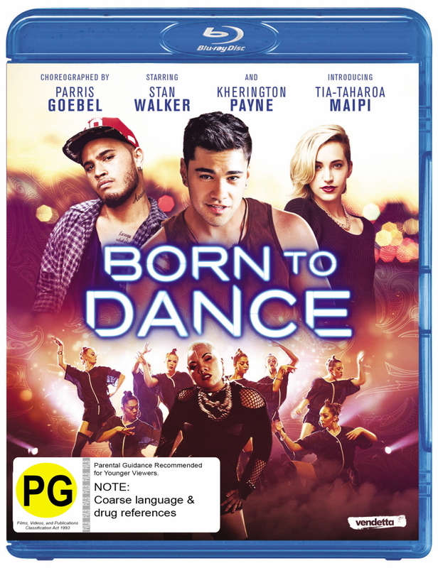 Born to Dance on Blu-ray