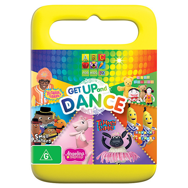 ABC for Kids: Get Up and Dance! | DVD | Buy Now | at Mighty Ape