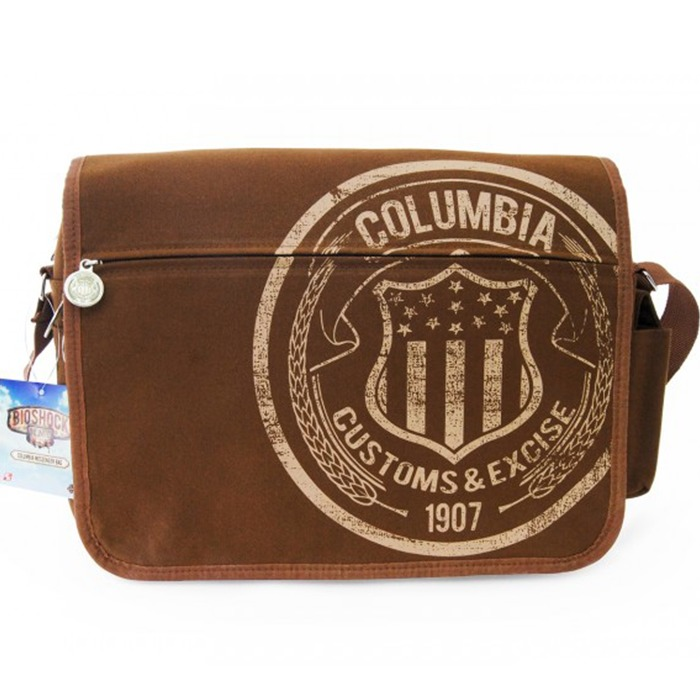 Bioshock Columbia Messenger Bag image