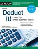 Deduct It! by Stephen Fishman