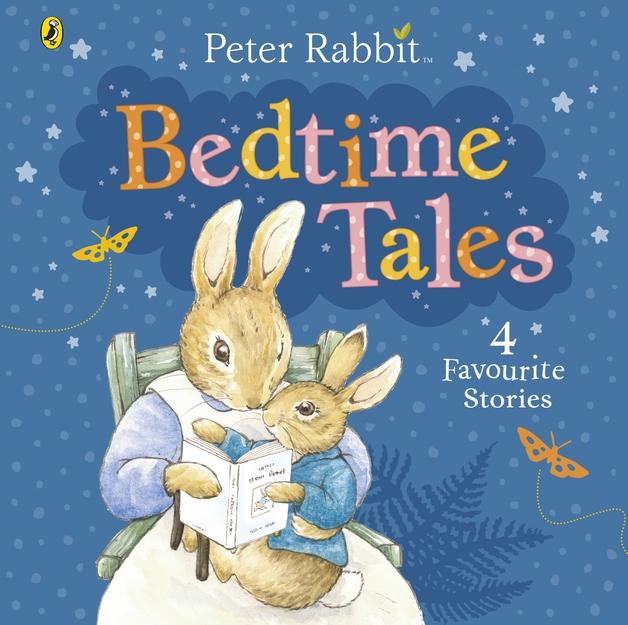 Peter Rabbit's Bedtime Tales by Beatrix Potter