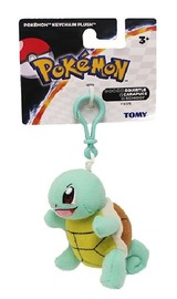 Pokemon: Plush Clips - Squirtle