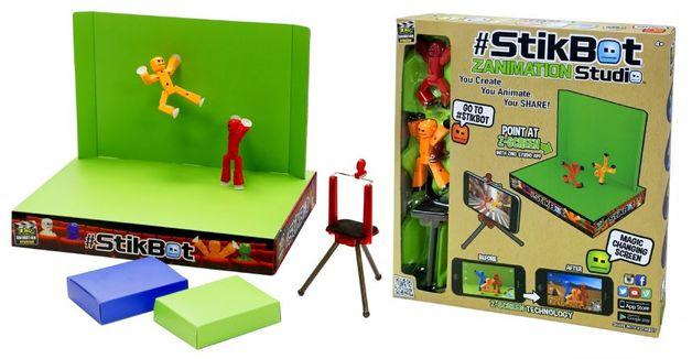 Stikbot: Zanimation Studio Set
