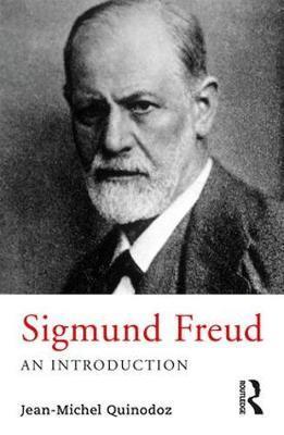 Sigmund Freud by Jean-Michel Quinodoz