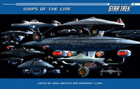 Ships of the Line (Star Trek) by Doug Drexler