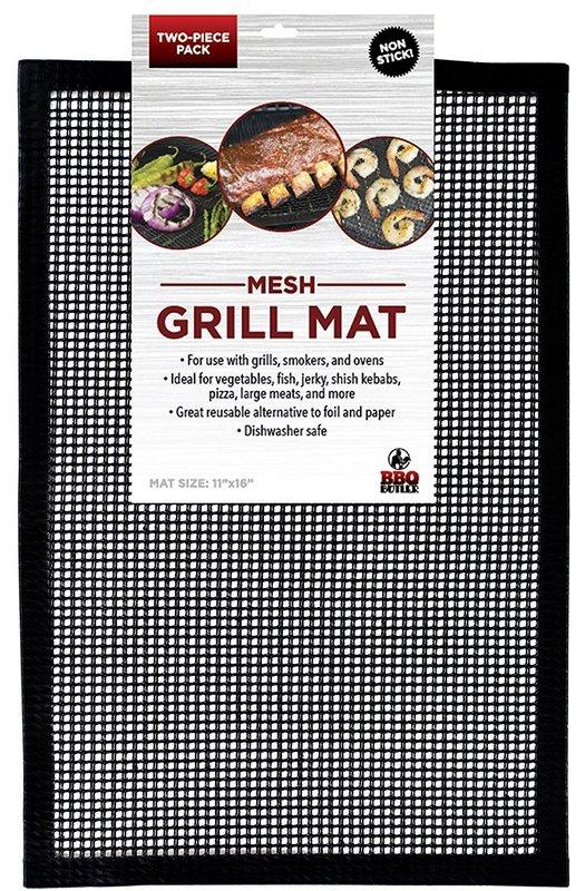 BBQ Butler - Non-Stick Mesh Grill Mat (Single)