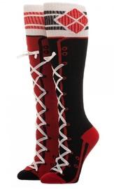 DC Comics: Harley Quinn Laceup - Knee High Socks