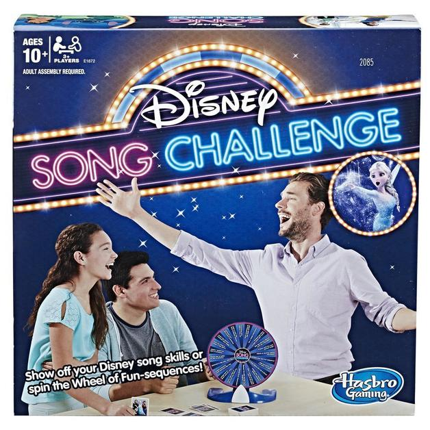 Disney: Song Challenge - Trivia Game