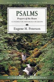 Psalms by Eugene H Peterson