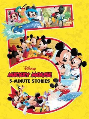 Disney: 5-Minute Mickey Mouse Stories image