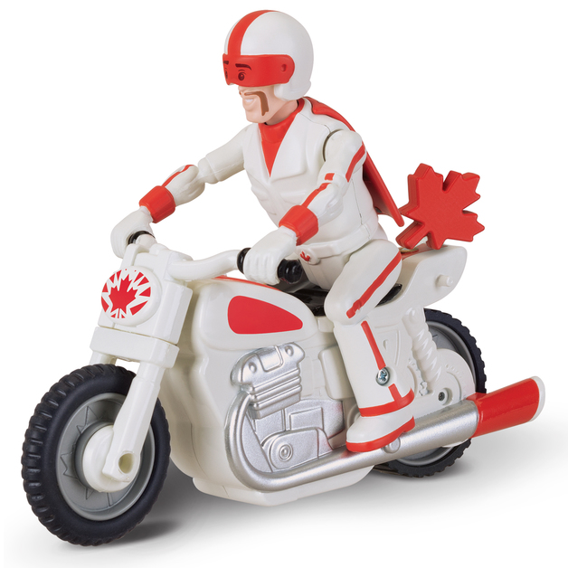 """Toy Story 4: Duke Caboom - 4"""" Pull Cord Figure"""