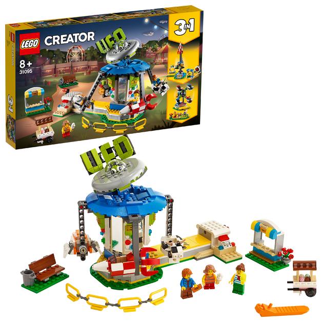 LEGO Creator: Fairground Carousel - (31095)