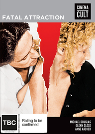 Fatal Attraction on DVD