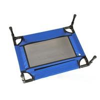 Ape Basics: Elevated Foldable Portable Pet Dog Bed - Large image