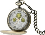 Doctor Who - The Master's Fob Metal Watch