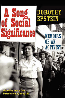 A Song of Social Significance by Dorothy Epstein