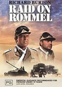 Raid On Rommel on DVD