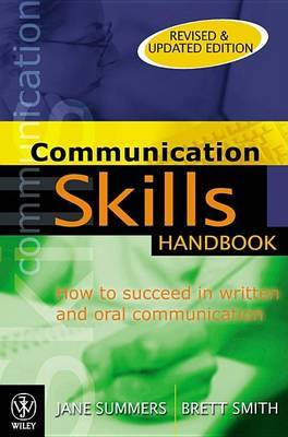 How to Succeed in Written and Oral Communication Skills Handbook by Jane Summers image