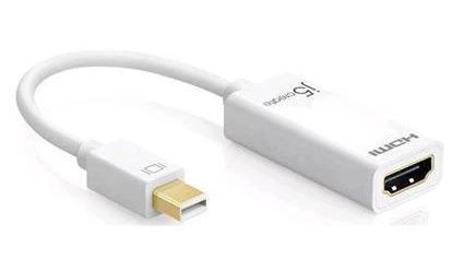 J5create: Mini Display Port to 4K HDMI Adapter