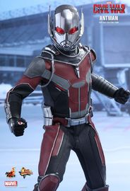 "Marvel: Ant-Man (Civil War) - 12"" Articulated Figure"