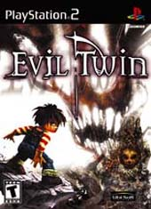 Evil Twin for PS2