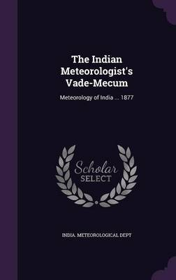 The Indian Meteorologist's Vade-Mecum image