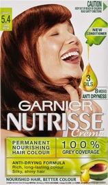 Garnier Nutrisse Permanent Nourishing Hair Colour - 5.4 Caramel
