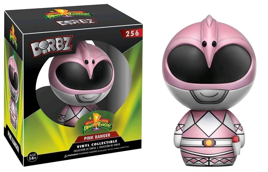 Power Rangers - Pink Ranger Dorbz Vinyl Figure image