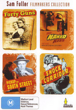 Forty Guns / Naked Kiss / Pickup On South Street / Shock Corridor (Filmmakers Collection) (4 Disc Set) on DVD