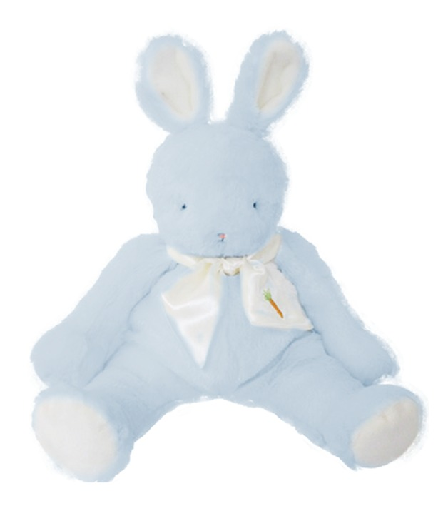 Bunnies By The Bay: Bud Blue Plush (Large)