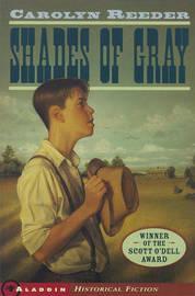 Shades of Gray by Carolyn Reeder image