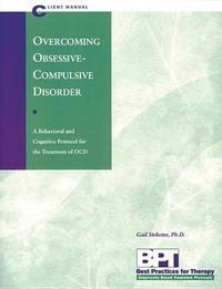 Overcoming Obsessive Compul Client by Gail S. Steketee image
