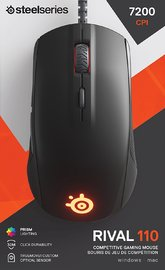 SteelSeries Rival 110 Gaming Mouse for PC image
