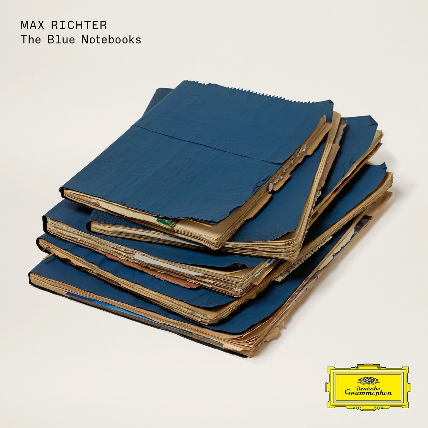 The Blue Notebooks by Max Richter image