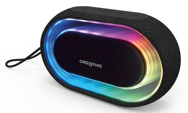 Creative Halo Wireless Speaker - Black